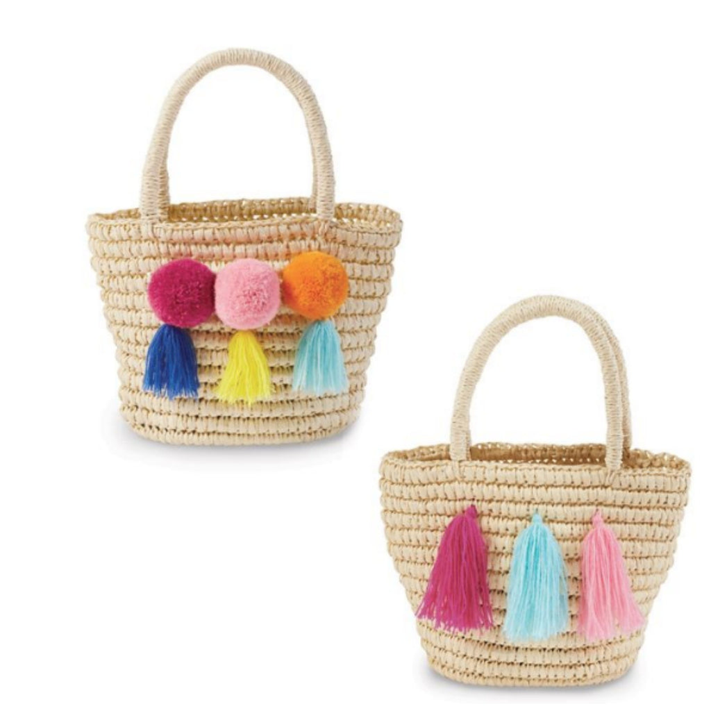 Straw Totes