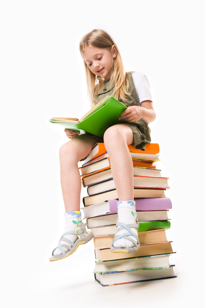 Young Author Writing Spring Camp Full Day 2018 (Ages 7-10)