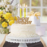 Happy Birthday Candle Holder