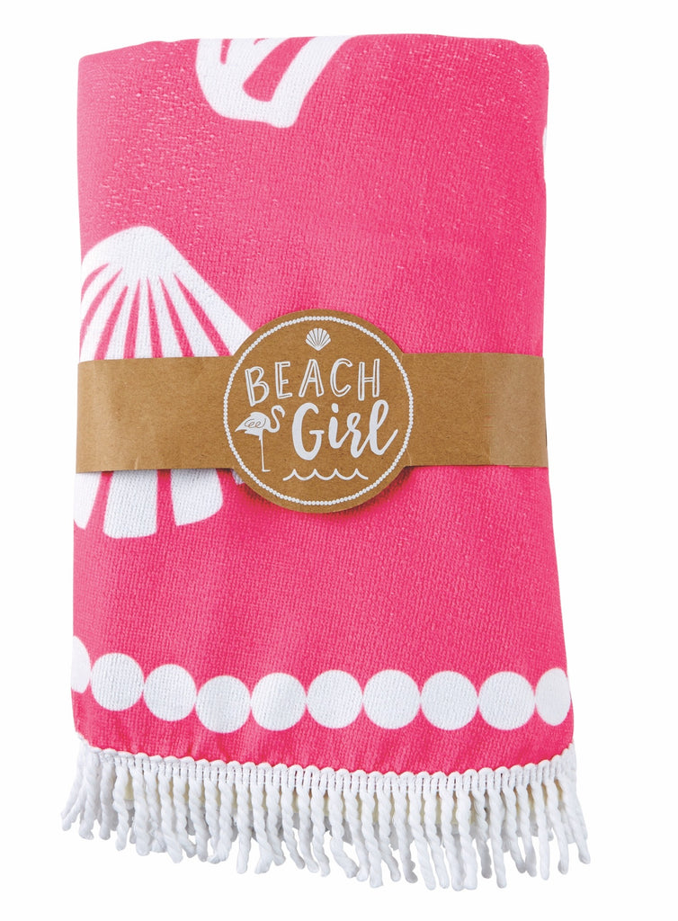 Flamingo Beach Blanket