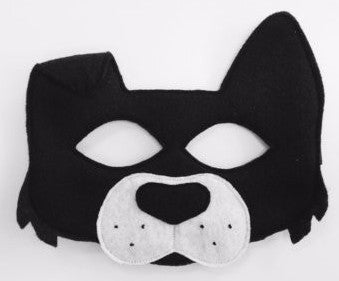 Dog Mask & Tail