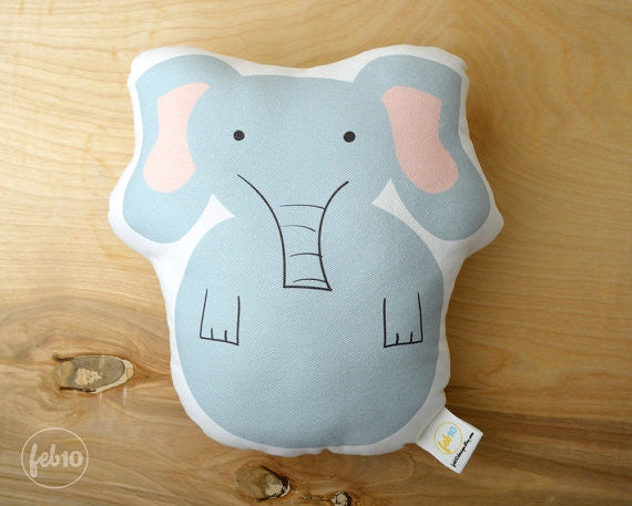 Stuffed Animal Eloise Elephant