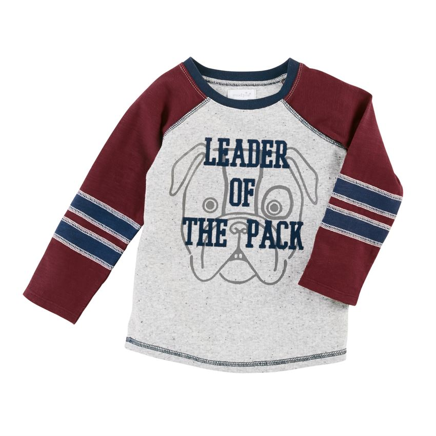 Leader of the Pack Puppy tee