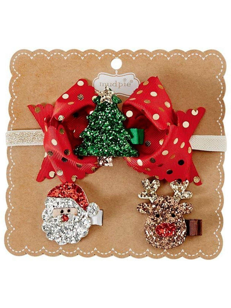 Sequin Christmas Icon Headband