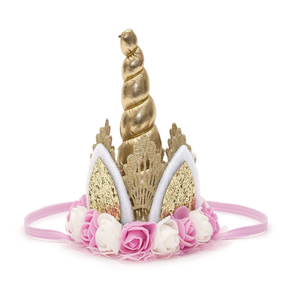 Sweet Wink Tiara Floral Crowns