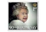 The Ultimate Queen's 90th Birthday First Day Cover