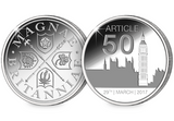 The Article 50 Silver 1oz Commemorative