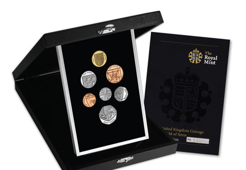 2008 'First of the New' Proof Coin Set - The Westminster Collection International
