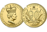 The Queen Elizabeth II 90th Birthday Coin - The Westminster Collection International
