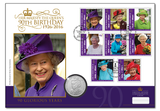 Long To Reign Over Us Commemorative Cover - The Westminster Collection International