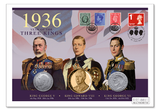 Year of the Three Kings Commemorative Cover - The Westminster Collection International