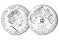 The UK Longest Reigning Monarch Silver Coin