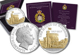 The House of Windsor Five Pound Proof Coin