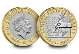 UK 2019 Samuel Pepys £2 BU Pack - The Westminster Collection International