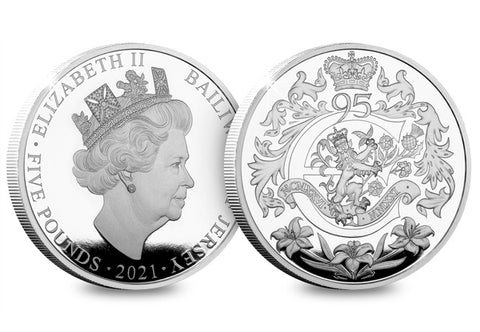 The Queen's 95th Birthday Proof £5