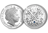 The Sapphire Jubilee Proof Coin