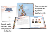 The History of Britain in Postage Stamps - The Westminster Collection International
