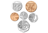 The 2017 United Kingdom Annual Coin Set