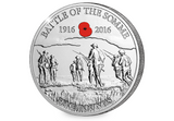 The Battle of the Somme Centenary Coin