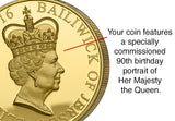 Queen Elizabeth II 90th Birthday Proof Coin