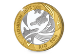 DateStamp Rio Opening Ceremony Silver Proof £2 - The Westminster Collection International