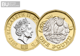 The Last of the Old, First of the New £1 Coin Set