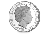 The Sapphire Jubilee Silver 5oz Coin