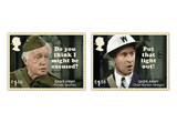 Dad's Army Stamp Collector Card - The Westminster Collection International