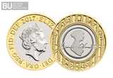 UK 2017 Brilliant Uncirculated Coin Set