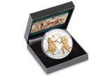 The 2016 Battle of Hastings £5 Proof Coin - The Westminster Collection International