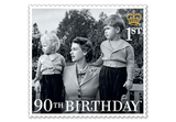The Ultimate Queen's 90th Birthday First Day Cover - The Westminster Collection International