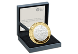 UK 2018 WWI Armistice Silver Proof £2 - The Westminster Collection International