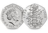 UK 2019 50th Anniversary of the 50p BU Pack - The Westminster Collection International