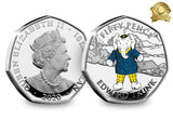 The Complete Rupert Bear Silver Proof 50p Collection - The Westminster Collection International