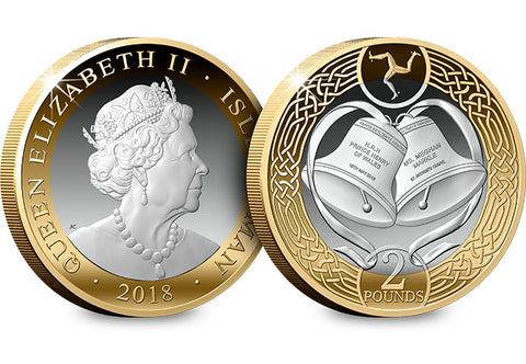 The Royal Wedding Silver Proof Two Pound Coin