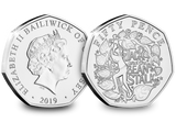 The Pantomime 50p Coin Set - The Westminster Collection International