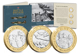 2020 Battle of Britain 80th Anniversary £2 Set