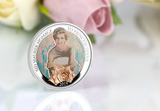 The Homage to Princess Diana Silver 1oz Coin