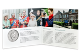 UK 2018 5th Birthday of Prince George BU Pack - The Westminster Collection International