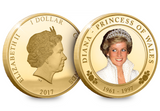 Princess Diana 20th Anniversary Coin - The Westminster Collection International