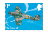 RAF Centenary Spitfire Flown Cover - The Westminster Collection International