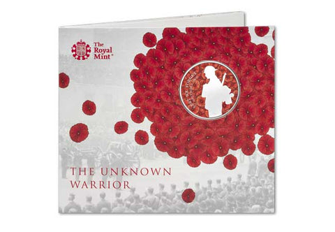 UK 2020 Remembrance Day £5 BU Pack