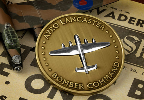 The Avro Lancaster PA474 Commemorative