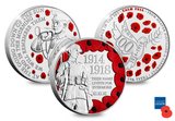 The First World War Centenary Three Coin Set - The Westminster Collection International