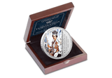 The Queen's 65th Coronation Anniversary Silver Proof Five Pound Coin - The Westminster Collection International