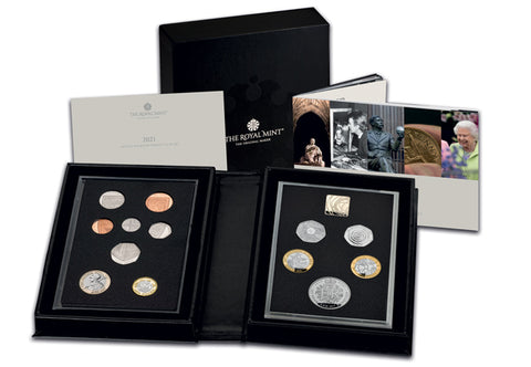 UK 2021 UK Annual Proof Coin Set