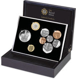 2013 UK Coronation Jubilee Executive Proof Set