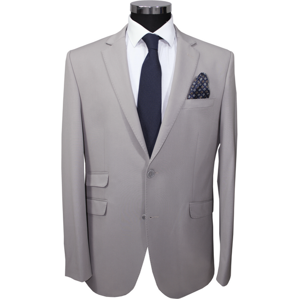 Stone Superior Semi-Slim Fit Suit (DOPE)