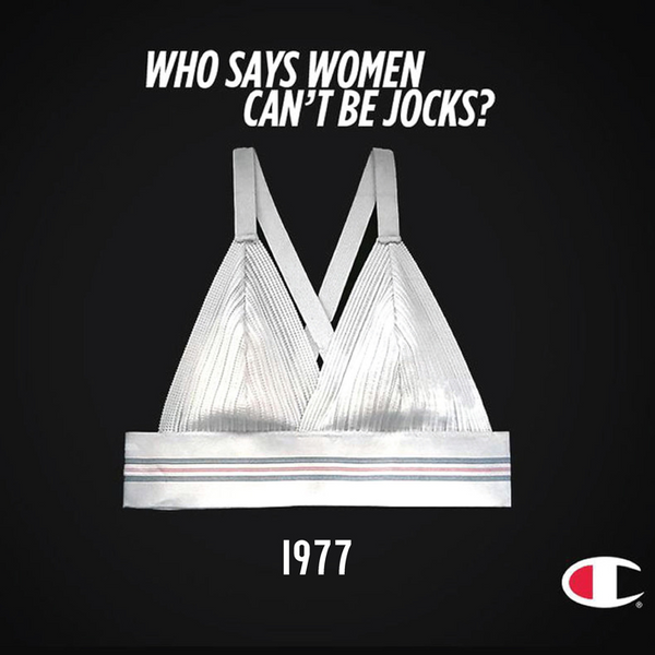 Evolution of the Sports Bra
