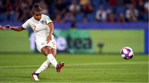 Nikita Parris. The UK's Most Successful Female Athletes